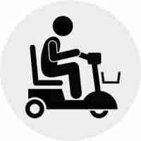 wheelchair scooter rentals