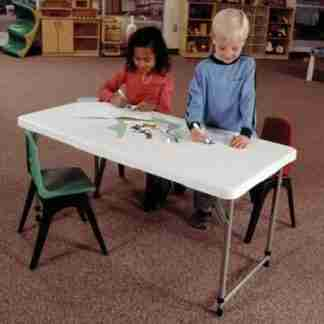 Rent a Folding Child Table & Chairs