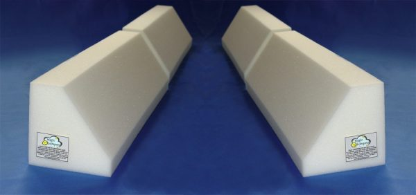 houston bed rail bumpers
