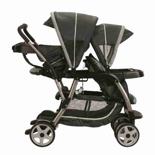 Rent a Graco Double Stroller