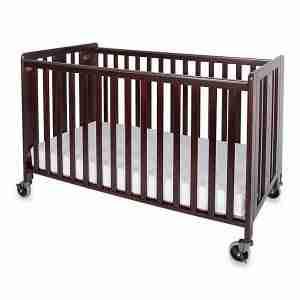 Rent a Full Size Wood Crib