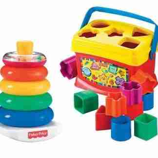 Rent a Box of Infant Toys