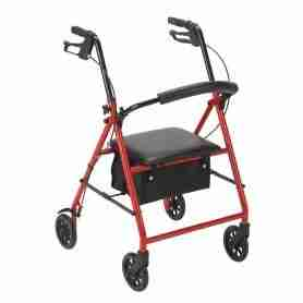 Rent a Rollator Walker in Houston