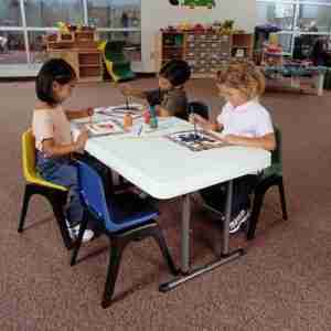 child activity table