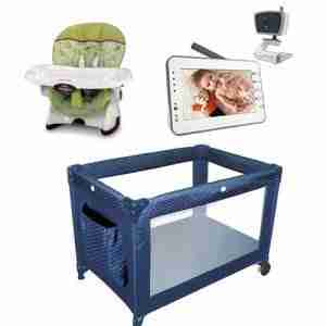 Weekender Baby Rental Package