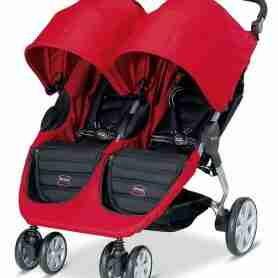 Rent a Britax Double Stroller