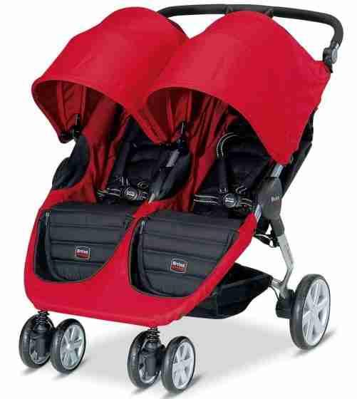 Rent a Britax Double Stroller
