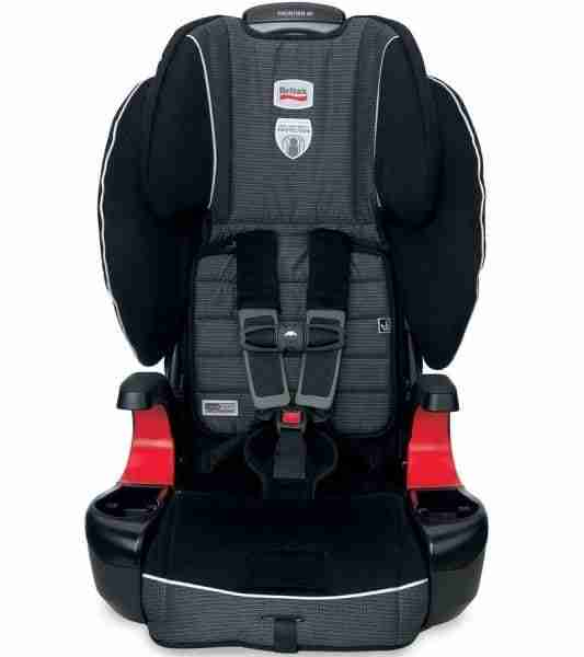 Rent a Britax Frontier Harnessed Booster in Fort Lauderdale
