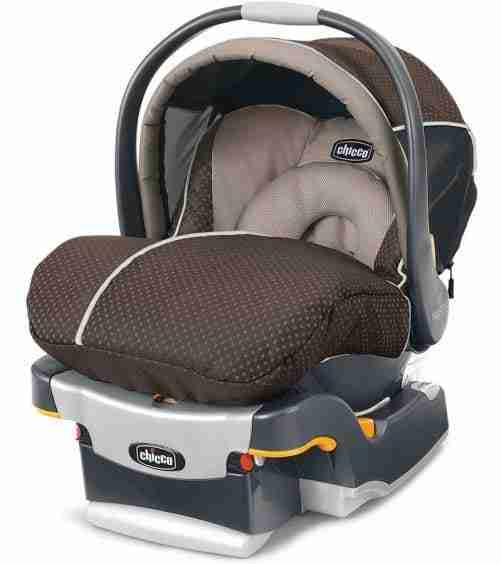 Rent a Chicco Keyfit